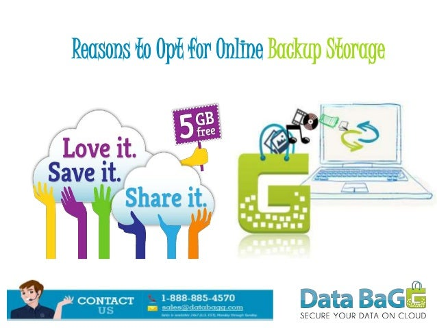 Reasons to Opt for Online Backup Storage