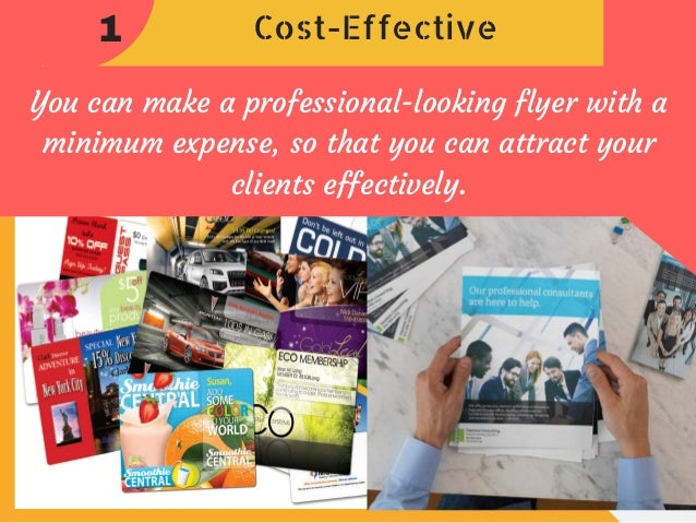 Reasons To Use Flyers Printing To Promote Your Business