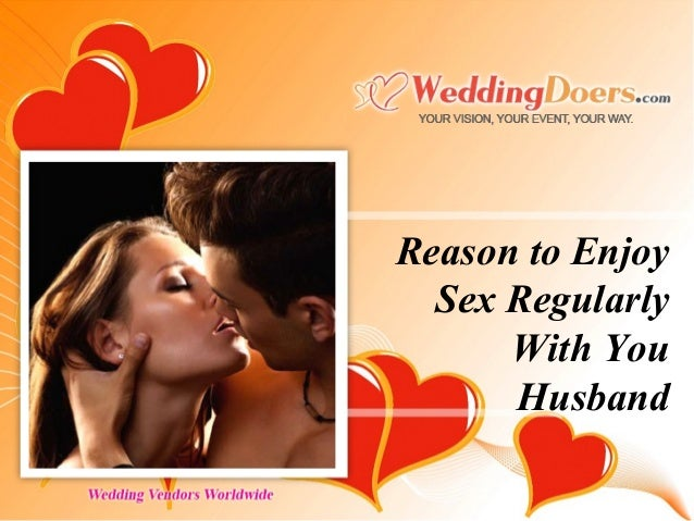 How to enjoy sex with husband