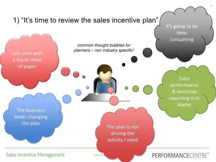 Sales incentive plan review process Slide 3