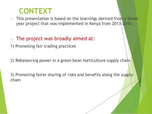 Rebalancing power in global food chains Slide 2