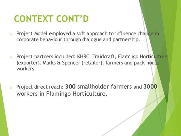 Rebalancing power in global food chains Slide 3