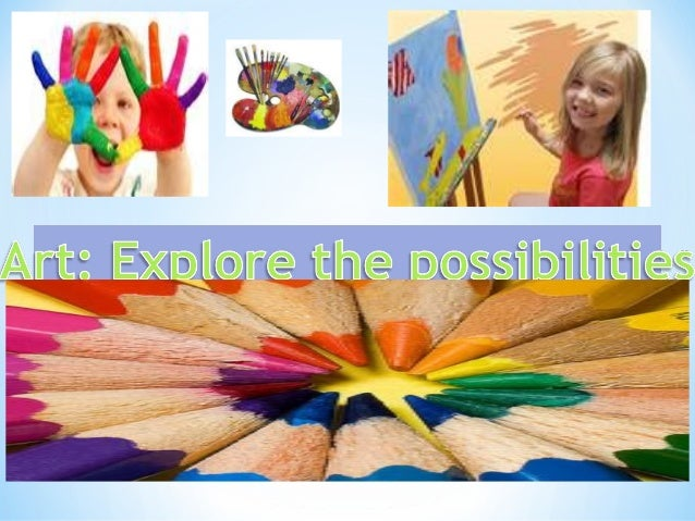 Having Fun With Art! We are going to be doing many fun and creative things this year; Clay, Collage, Drawing, Painting, Sc...