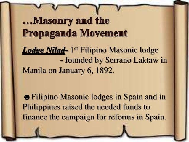 history of propaganda movement in the philippines