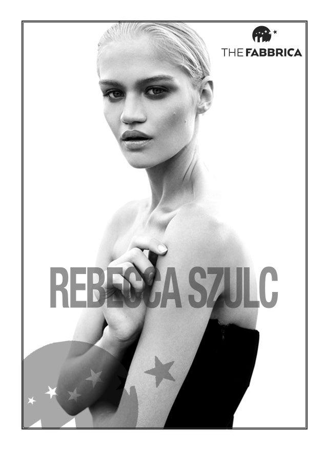 Rebecca Szulc