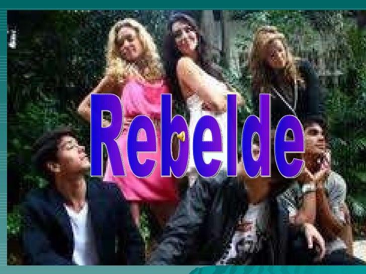 Rebelde Rebelde