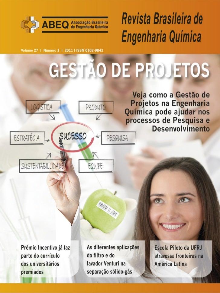 REBEQ - Revista Brasileira de Engenharia Química vol 27 nr 3/2011