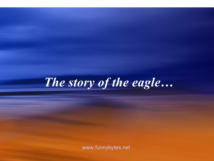 The story of the eagle… www.funnybytes.net