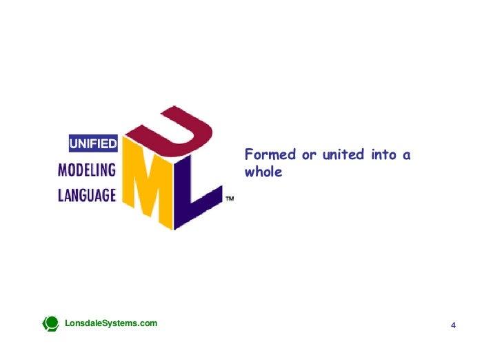 Rebooting the UML Slide 3