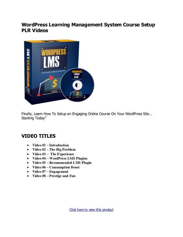 PLR Videos - Premium PLR Videos with Resell Rights 2020 Slide 2