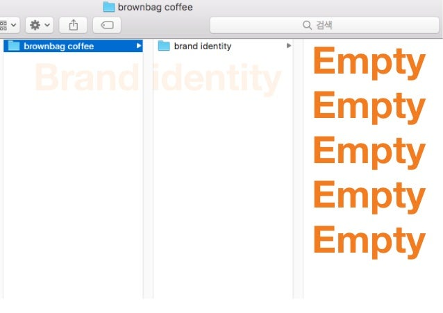 Empty Empty Empty Empty Empty Brand identity