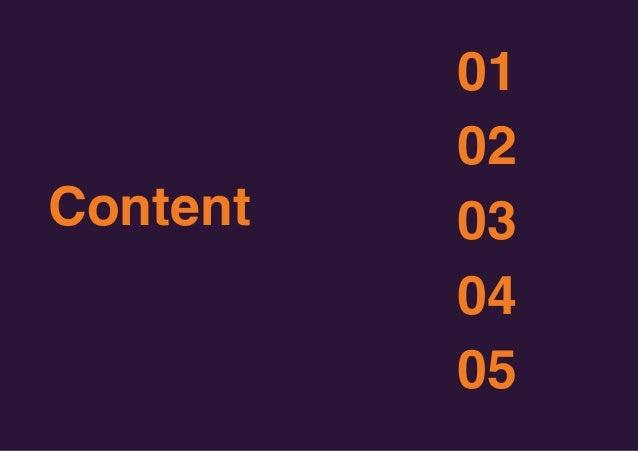 Content 01 02 03 04 05