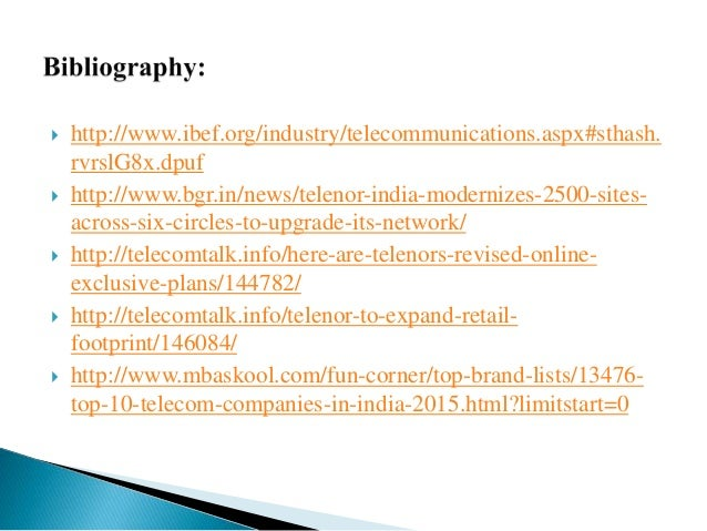 uninor ppt Study of vas products in telecom market  (ppt, key, pdf) logging in or signing up  9th player-uninor .