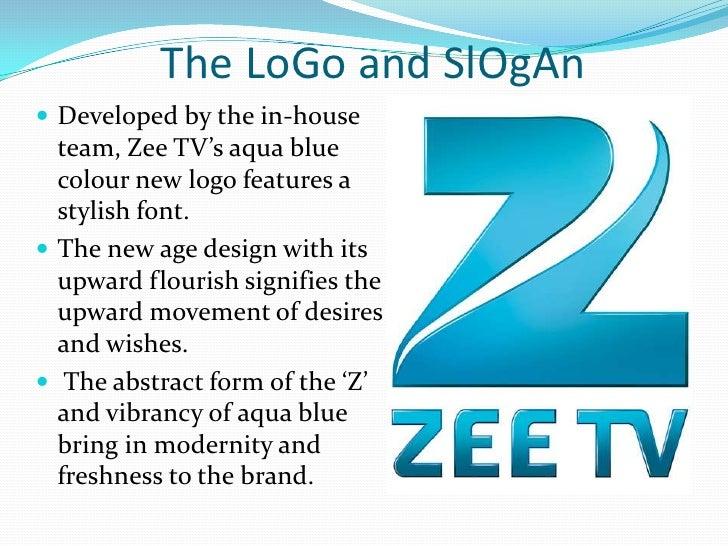 Rebranding zee tv