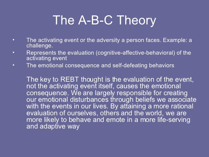 cognitive behavioral therapy research paper