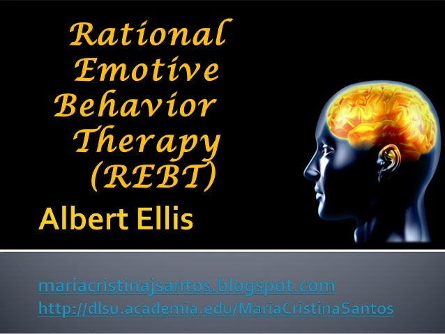 The benefits of rational emotive behavior
