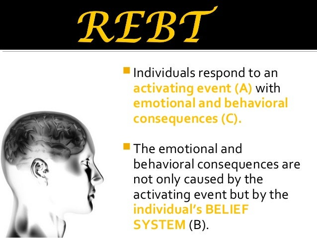 strengths and weaknesses of rational emotive behavior therapy