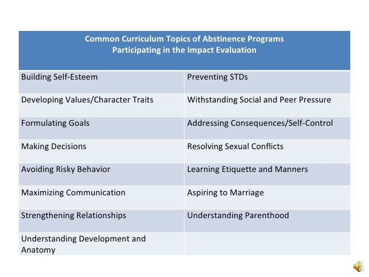 comprehensive sex education definition