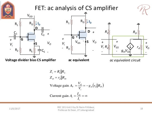 Field Effect Transistors in Theory and Practice ...