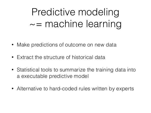 scikit learn machine learning in python