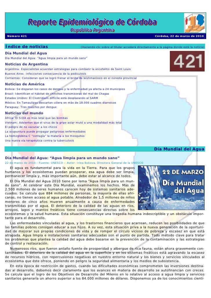 Número 421                                                                                              Córdoba, 22 de mar...