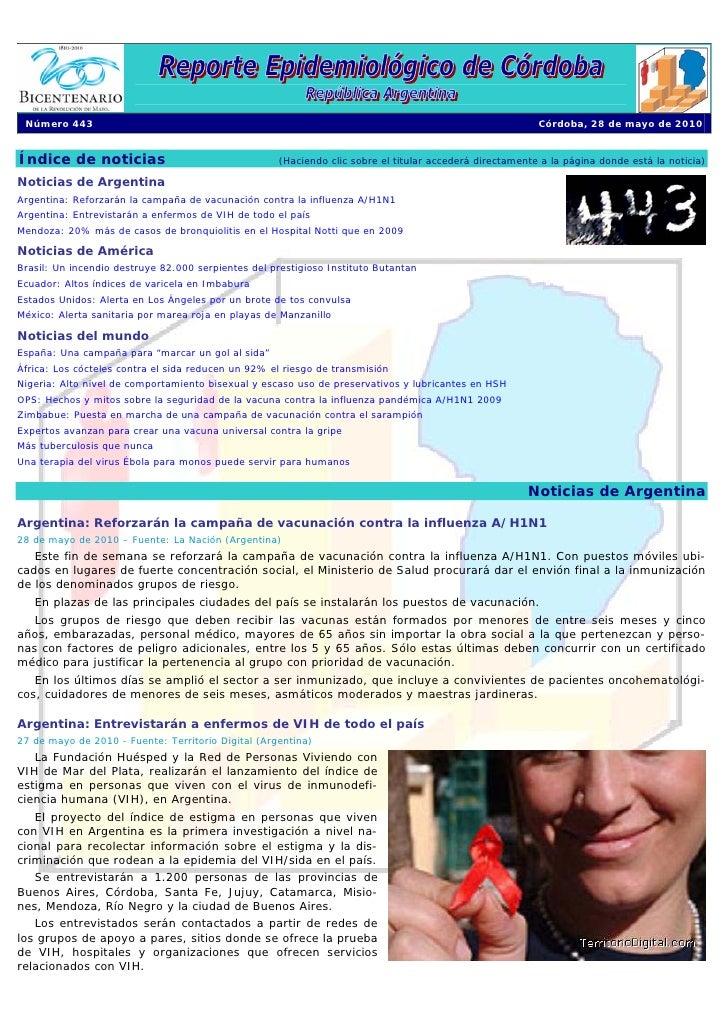 Número 443                                                                                              Córdoba, 28 de may...