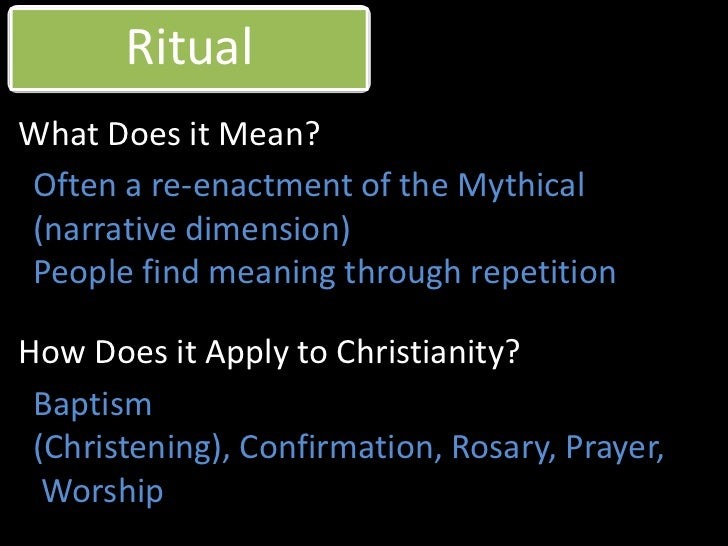 The 6 dimensions of Religion Essay Sample