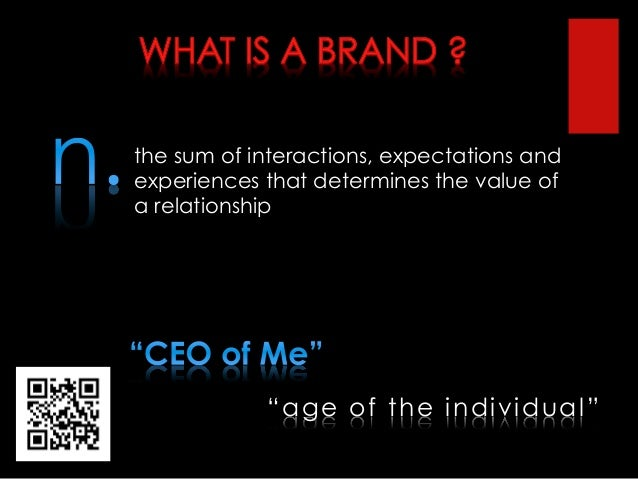 Personal Branding For Professional Success: How to Stand Out Within Your Organization Slide 2