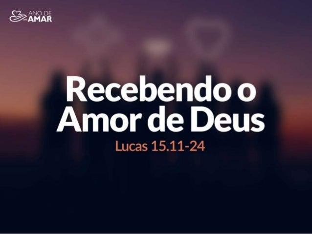 """""""Jesus continuou: Um homem tinha dois filhos. O mais novo disse ao seu pai: Pai, quero a minha parte da herança. Assim, el..."""