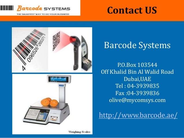 5 Collector Dubai Barcode System