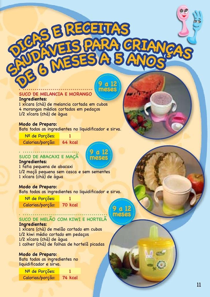 Conhecido Receitas AlimentaçãO Escolar Lanche Gostoso 04 UG87