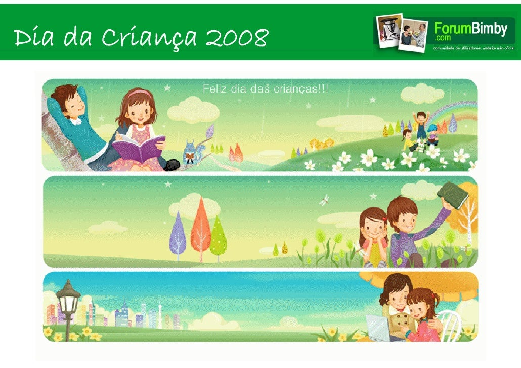 Dia da Criança 2008             ç