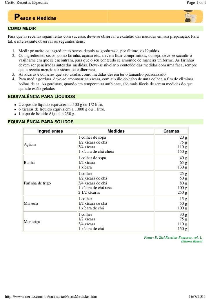 Certto Receitas Especiais                                                                                   Page 1 of 1   ...