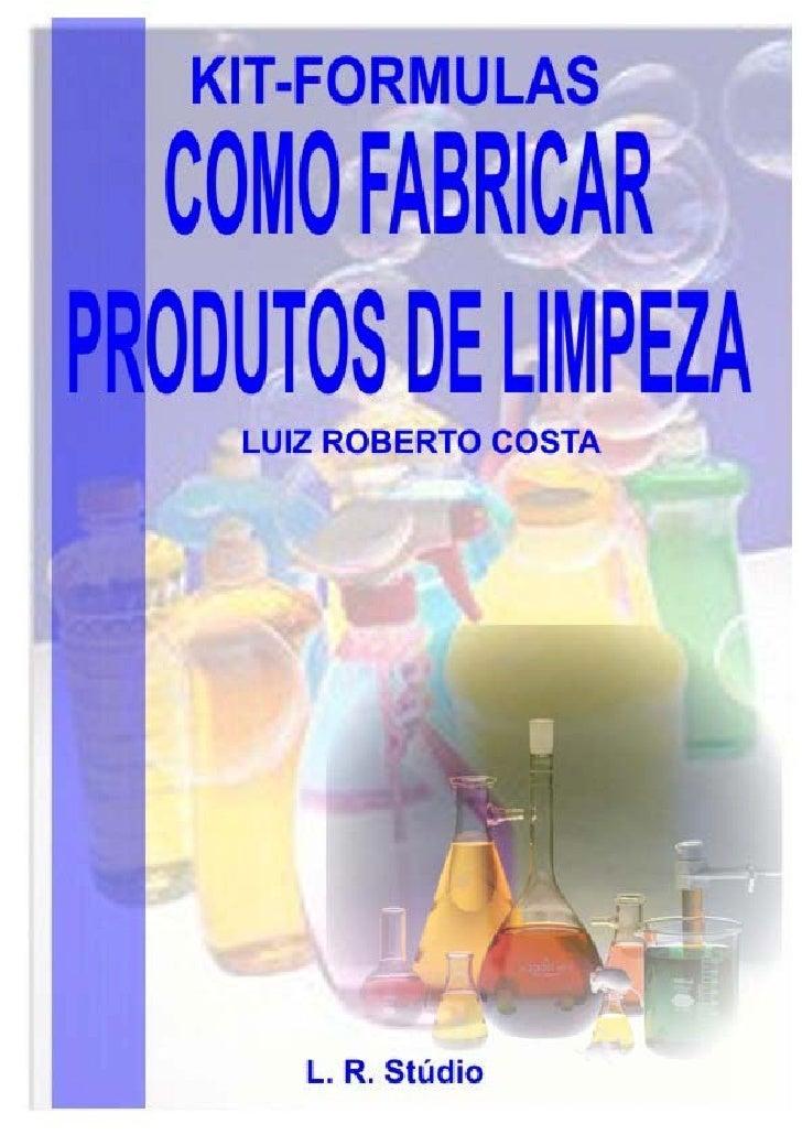 solicite listagem completa de produtos: lr_studio@uol.com.br                                   L. R. STUDIO - KIT FORMULAS...