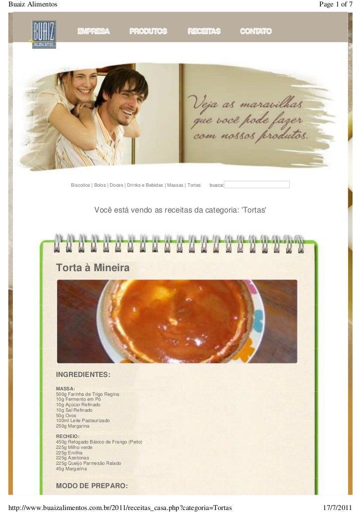 Buaiz Alimentos                                                                                Page 1 of 7                ...