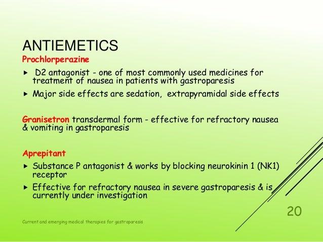 Recent advances in diabetic gastroparesis on l9 form, horror form, da form,