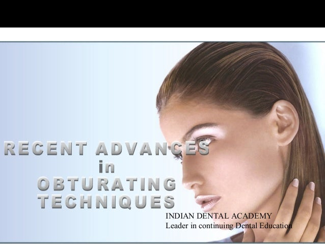 INDIAN DENTAL ACADEMY Leader in continuing Dental Education