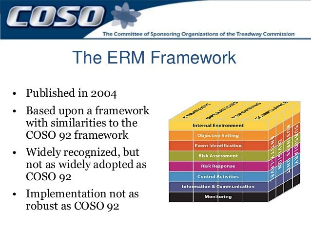 COSO Framework: Fraud, Corruption and Compliance (Part I of II)