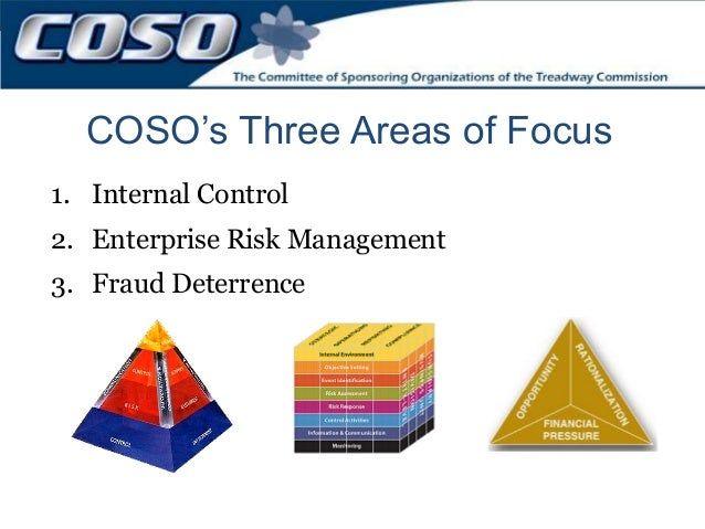financial risk management and control Proper risk management and internal control help organizations understand the risks they are exposed to, put controls in place to counter threats, and effectively pursue their objectives.