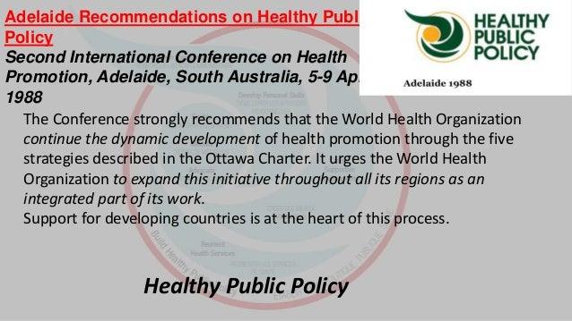 Health promotion - Wikipedia