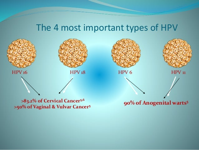 Cervical Cancer Significance Of Hpv 16 18: Recent Updates In Hpv Vaccines