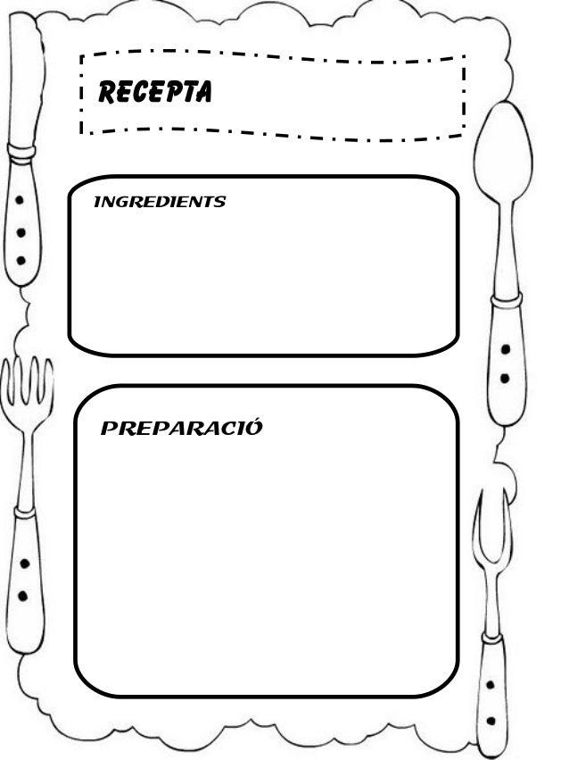 Recepta cuina