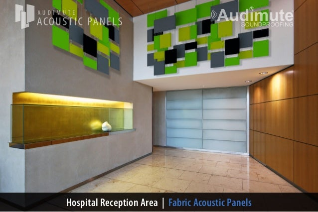 Design Reception Area Ideas with Audimute