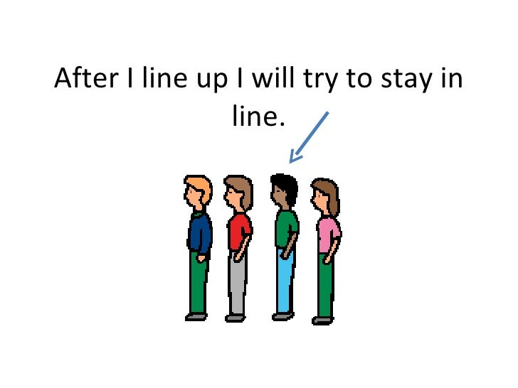 Image result for lining up