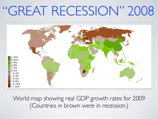 great recession of the world This book traces america's rise as a hegemon of the capitalist system, arguing that the greatest threat to global economic stability is america's polarized and ineffectual political system rather than foreign competition from china and the european union the author points to china's considerable.
