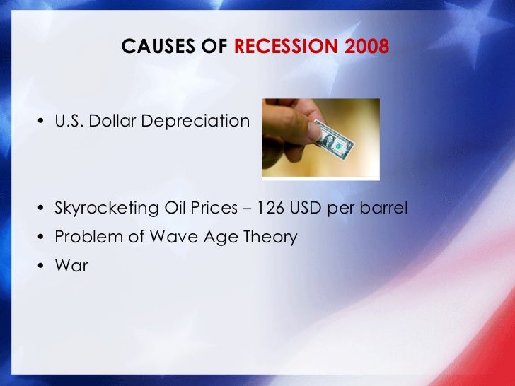 the recession causes and effects What will cause the next recession a look at the 3 most likely possibilities  the expansion is nine years old an ill-timed end of fiscal stimulus, a corporate debt bubble and the trade war are.
