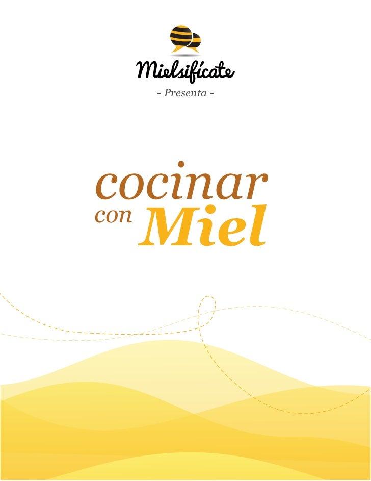 - Presenta -cocinar Mielcon