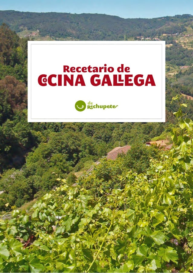Recetas de rechupete ‐ http://www.recetasderechupete.com/ Receta de Vieiras a la gallega 4‐5 PERSONAS FÁCIL 4 EUROS/PERSON...