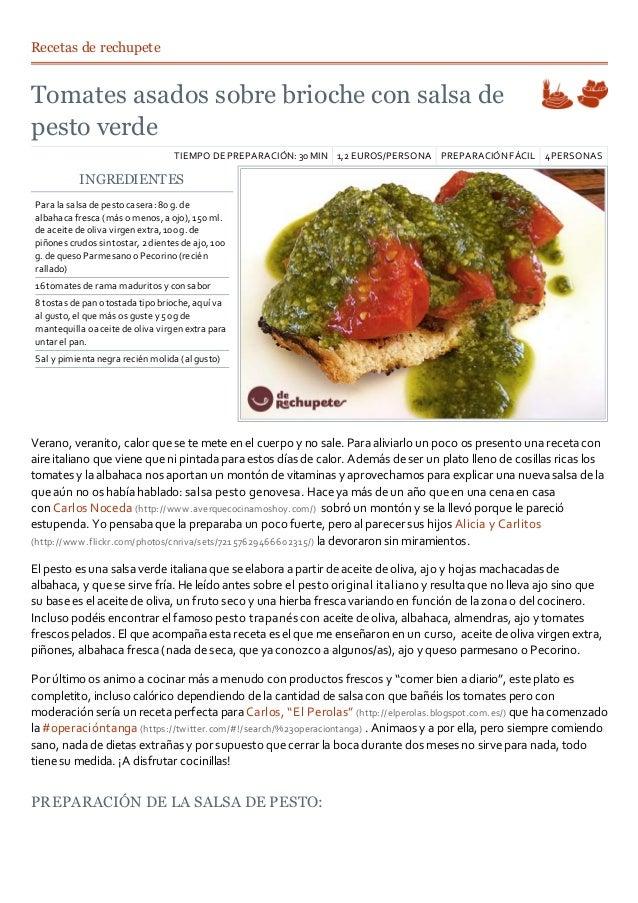 Recetas cocina italiana web - Recets de cocina ...