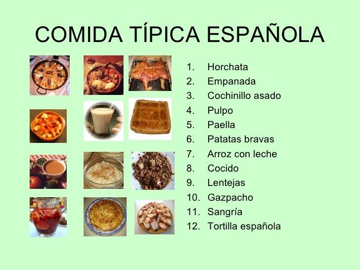 Recetas de cocina for Cocina tradicional espanola